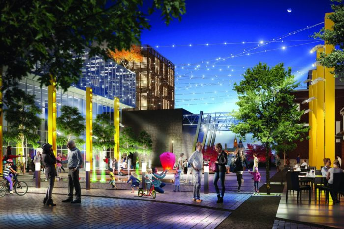 Building the Capital: Where Old Meets New