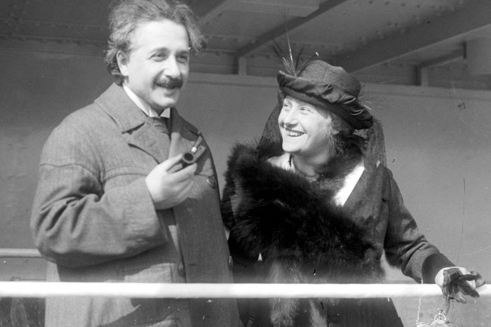 The Last Word: Leadership advice from Einstein